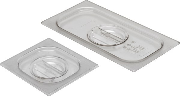 Gastronorm-Deckel - GN 1/4 - 265x162 mm