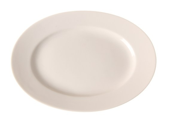 Platte oval - 240x170mm - Serie Gourmet