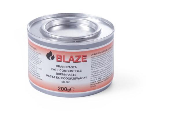 Brennpaste Blaze - Karton 72 Stück
